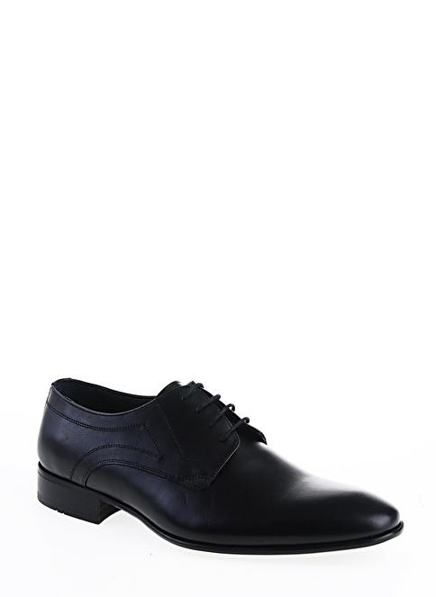 Derigo %100 Deri Klasik Ayakkabı Siyah